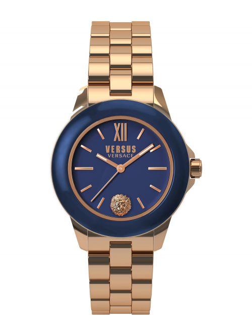 שעון יד  VERSUS VERSACE זהב אדום דגם SCC0816