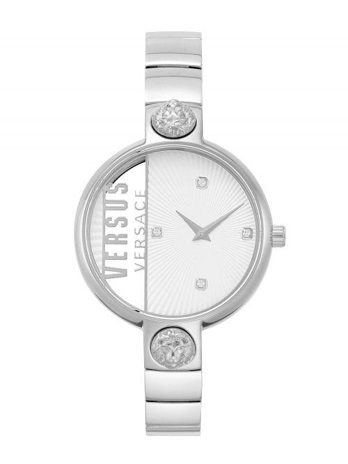 שעון יד VERSUS VERSACE כסוף דגם VSP1U0119