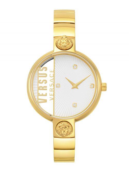 שעון יד VERSUS VERSACE בצבע זהב דגם VSP1U0219