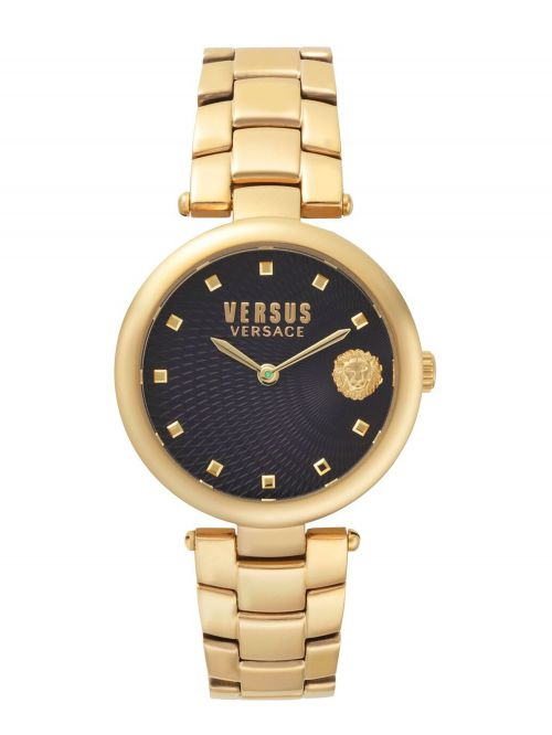 שעון יד  VERSUS VERSACE זהב דגם VSP870718