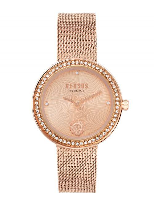 שעון יד VERSUS VERSACE בצבע זהב אדום VSPEN0919