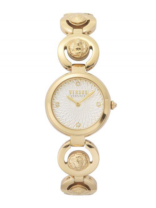 שעון יד נשים  VERSUS VERSACE זהב דגם VSPHL0220