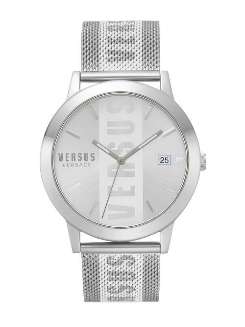 שעון יד VERSUS VERSACE כסוף דגם VSPLN0819