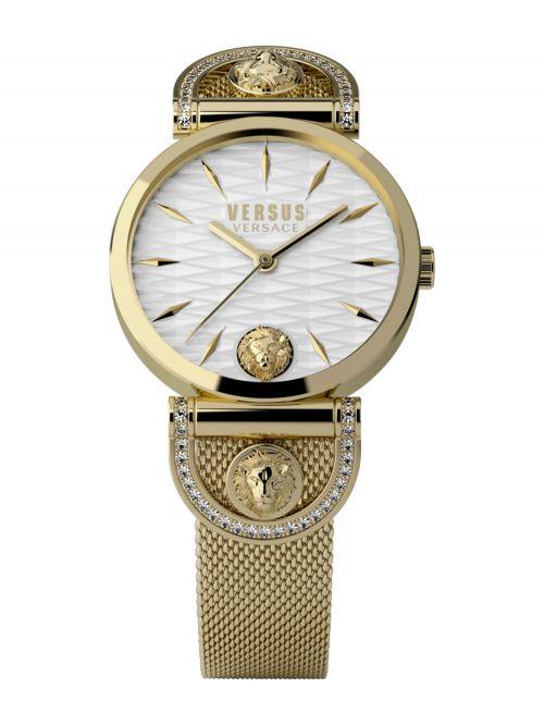 שעון יד VERSUS VERSACE זהב דגם VSPVP0520